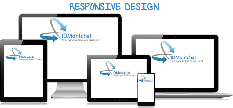Création de site internet responsive
