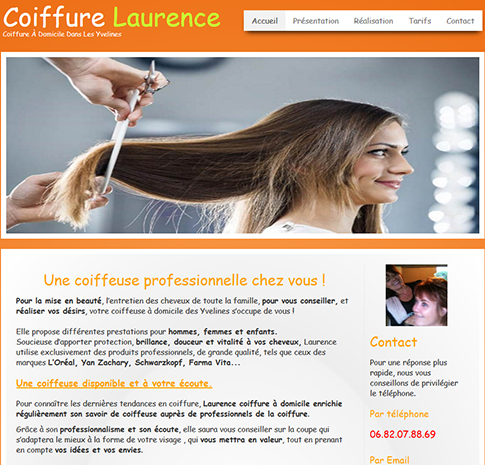 Coiffure Laurence